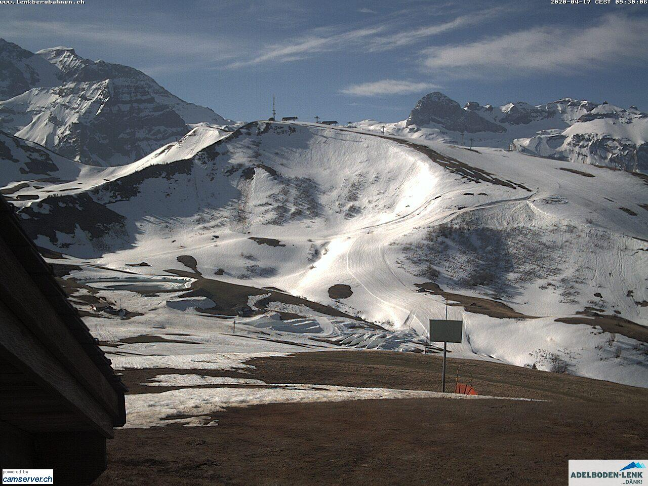 Webcam Hahnenmoos