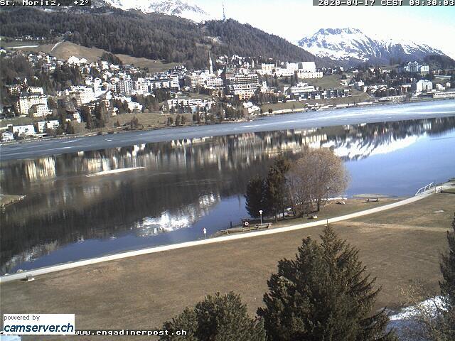 St. Moritz Webcam