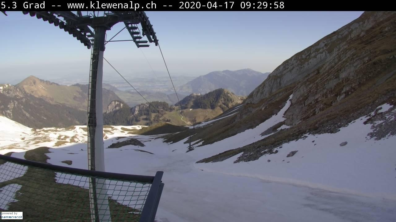 Webcam Klewenalp