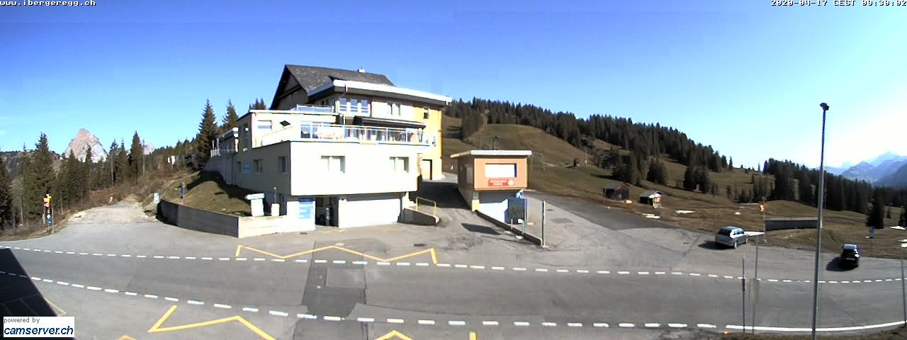 Hotel Passhohe auf der Ibergeregg