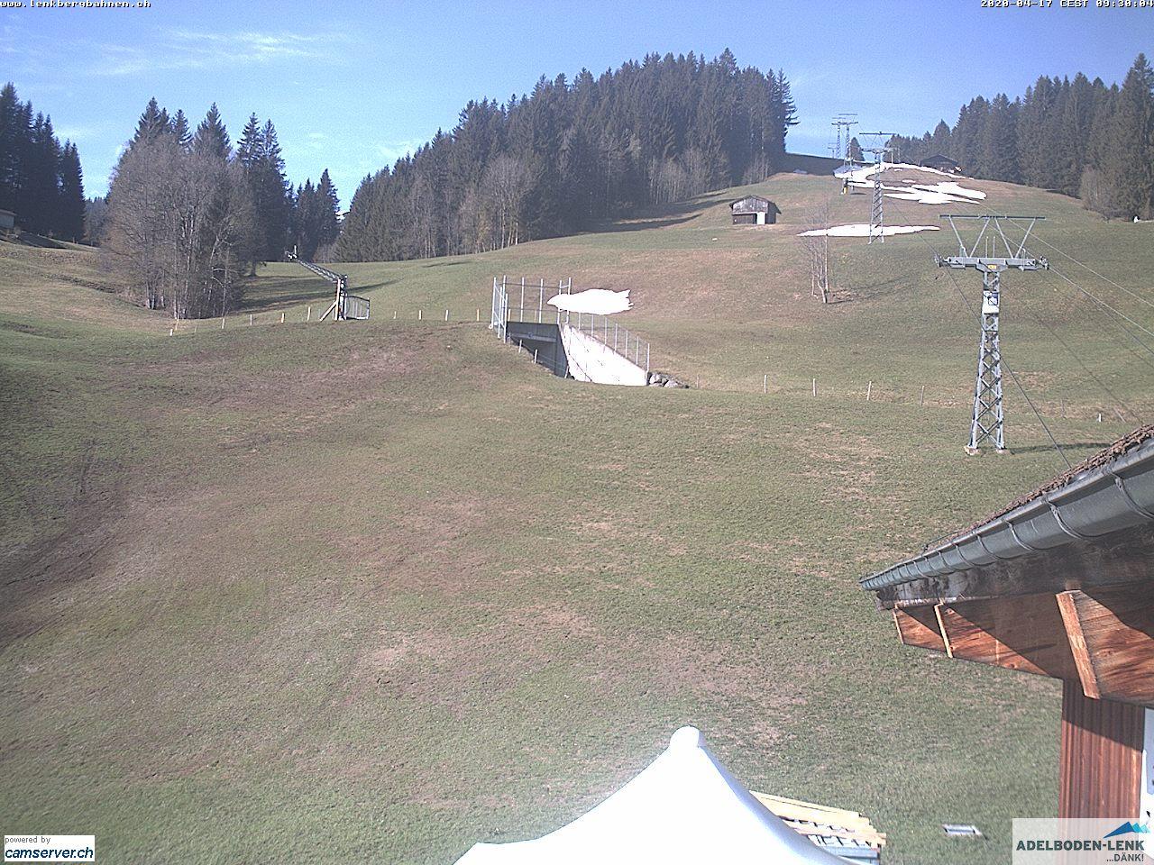 Webcam de la Estación de Esquí de Adelboden / Lenk